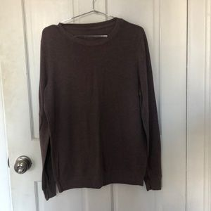 Everlane French Terry Top S